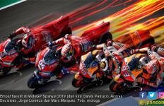 10 Pembalap yang Lolos Kualifikasi Utama MotoGP Spanyol - JPNN.com