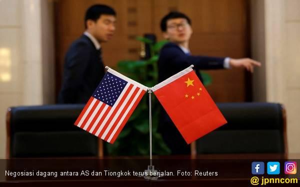 Tiongkok Sebut AS Perajut Kebohongan - JPNN.com