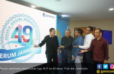 Perum Jamkrindo Luncurkan Logo HUT ke-49 Tahun - JPNN.com