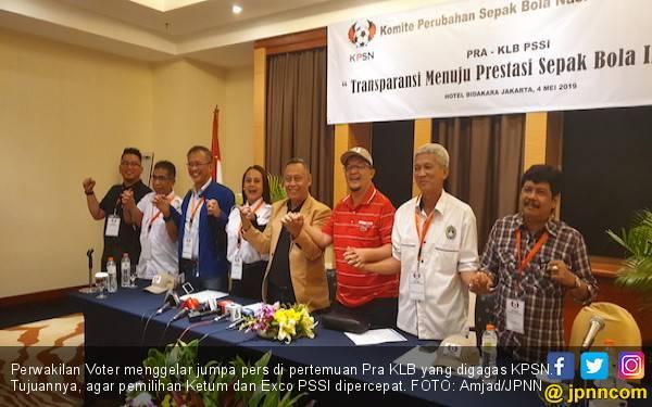Para Voters Protes Keras KPSN Lantaran Main Klaim Sepihak - JPNN.com