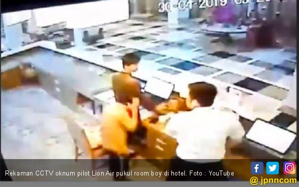 Hari Ini Polda Jatim Garap Oknum Pilot Lion Air yang Pukul Petugas Hotel - JPNN.com