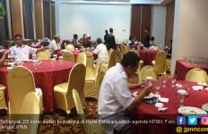 Puluhan Voter Kongres PSSI Hadiri Pertemuan KPSN - JPNN.com