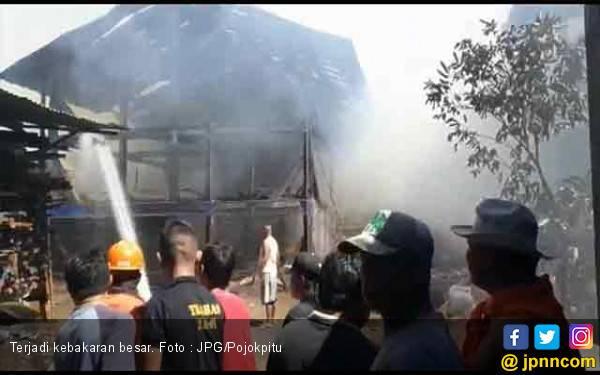 Puluhan Ribu Tewas Terpanggang, Tak Bersisa - JPNN.com