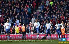 Tersisa 9 Pemain, Tottenham Hotspur Kalah Dramatis di Kandang Bournemouth - JPNN.com