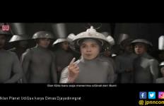 Planet UdiQue, Iklan Kocak Terbaru dari Dimas Djayadiningrat - JPNN.com