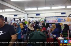 Jelang Ramadan, Masyarakat Serbu Pusat Perbelanjaan - JPNN.com