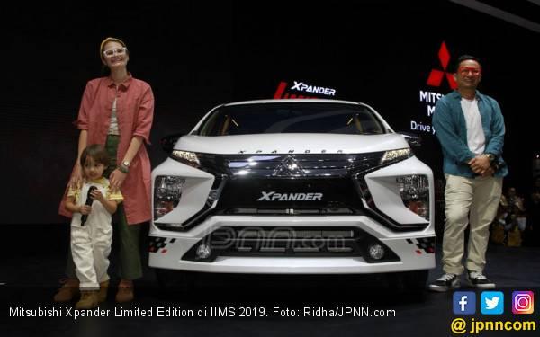 Tak Sempat ke IIMS 2019, Mitsubishi Xpander Limited Bisa Disapa di Dealer - JPNN.com