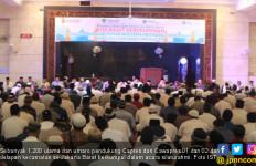 Para Ulama Pendukung 01 dan 02 Bersatu Sambut Ramadan - JPNN.com