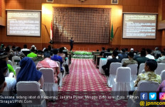 Mohon Tunggu, Menag Sedang Pimpin Sidang Isbat Penentuan Awal Puasa - JPNN.com