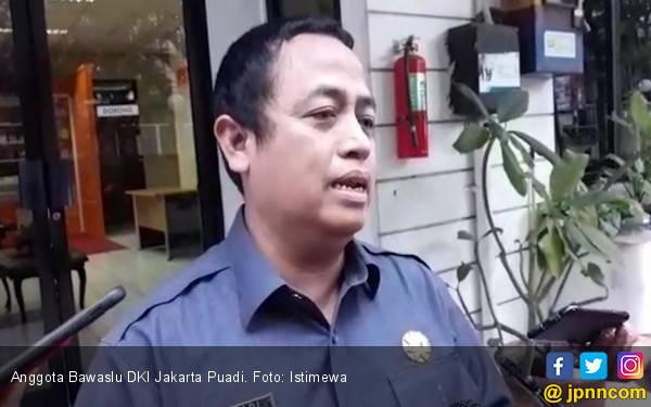 Polisi Amankan Ribuan C1 Salinan di Menteng - JPNN.com