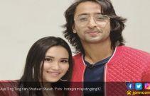 Berharap Hubungan Ayu Ting Ting dengan Shaheer Sheikh Berlanjut di Kisah Nyata - JPNN.com