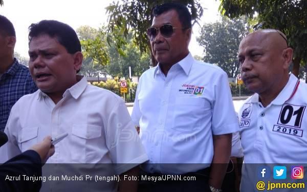 Azrul Tanjung: Bagi Kami, People Power Sudah Berakhir - JPNN.com