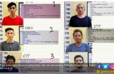 Lima Tahanan Polresta Palembang yang Kabur Ditangkap di Dua Daerah Ini - JPNN.com