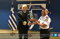 Yunani, Destinasi Diplomasi Maritim Kepala Bakamla - JPNN.com