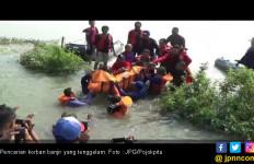 Dua Sahabat itu Tenggelam Terbawa Arus Banjir - JPNN.com
