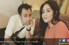 Nagita Slavina Girang Sahur Pertama Bareng Raffi Ahmad - JPNN.com