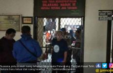 Kronologis 30 Tahanan Kabur dari Sel Mapolresta Palembang - JPNN.com