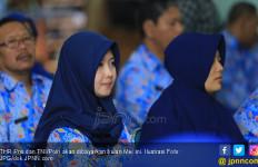 THR PNS, TNI, Polri Tanpa Tunjangan Kinerja, Berikut Perincian Komponennya - JPNN.com