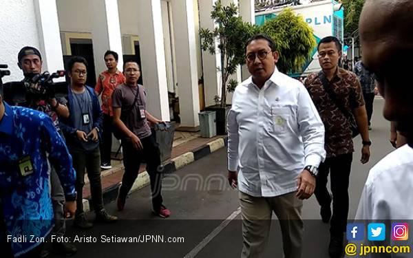 Ada Isyarat Demokrat Dukung Jokowi, Fadli Zon Bilang Begini - JPNN.com