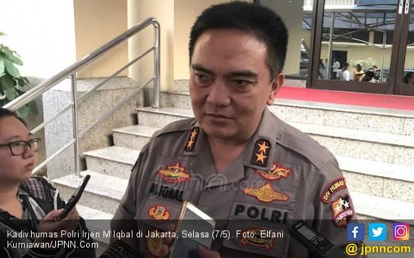 Polisi Temukan Amplop dari Massa yang Tertangkap Saat Kerusuhan Demo Bawaslu - JPNN.com