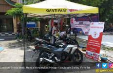 Layanan Servis Motor Honda Menjangkau Hingga Kepulauan Seribu - JPNN.com
