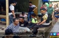 Lima Preman di Cengkareng Diringkus, Satu Ditembak Polisi - JPNN.com