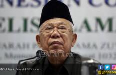 Kiai Ma'ruf Tak Masuk Bursa Capres 2024 versi LSI Denny JA, Ini Alasannya - JPNN.com