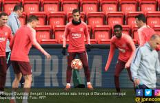Liverpool Vs Barcelona: Coutinho dan Suarez Bakal jadi Sasaran Kopites - JPNN.com