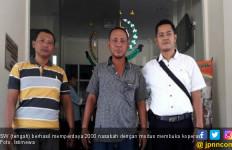 Modus Buka Koperasi, SW Berhasil Tipu Nasabah Rp 2 Miliar - JPNN.com