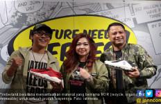 Timberland Produksi Sepatu Berbahan Daur Ulang Plastik - JPNN.com