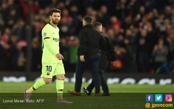 Terungkap! Rencana Lionel Messi Usai Pensiun - JPNN.com