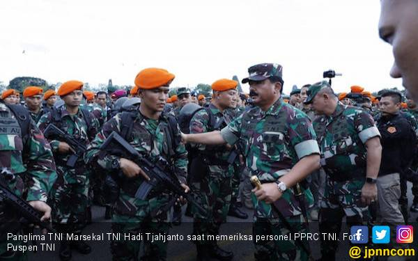Panglima Mutasi dan Promosi Jabatan 34 Perwira Tinggi TNI, Nih Nama - Namanya - JPNN.com