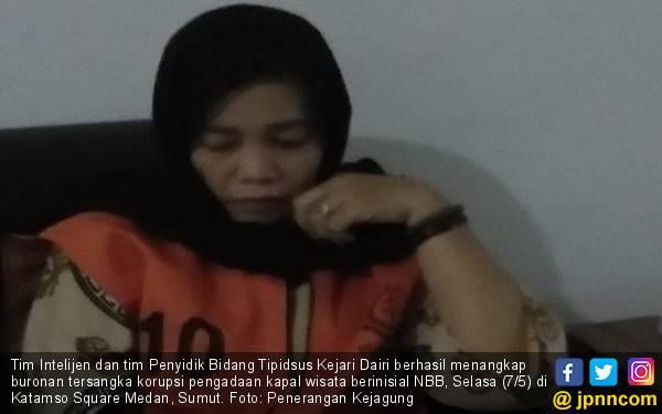 Sempat Buron Sejak 2009, Tersangka Tipikor Pengadaan Kapal Wisata Akhirnya Ditangkap - JPNN.com