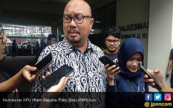 Besok, KPU Kumpulkan Jajaran untuk Hadapi Sengketa Pilpres di MK - JPNN.com