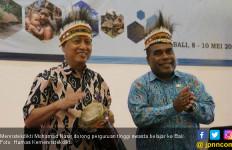 Nasir Minta PTS di Papua Kembangkan Raja Ampat, Belajar ke Bali - JPNN.com