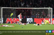 Tottenham Hotspur Saja Menangis Apalagi Ajax - JPNN.com