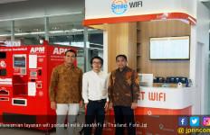 JavaMIFI Kembangkan Layanan Penyewaan WiFi Portabel di Thailand - JPNN.com