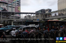 Pendukung Prabowo Bubar, Jalan Thamrin Kembali Normal - JPNN.com