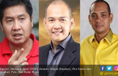 3 Caleg Kondang Ini Hampir Pasti Gagal ke Senayan, Kalah dari Teman Sendiri - JPNN.com