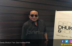 Deddy Dhukun Ungkap Pesan Mendiang Dian Pramana Poetra - JPNN.com
