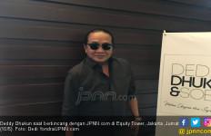 Deddy Dhukun Wujudkan Impian Mendiang Dian Pramana Poetra - JPNN.com