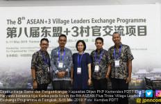 Kemendes PDTT: Tiga Kades jadi Pembicara di Forum ASEAN+3 Negara di Tiongkok - JPNN.com