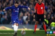 Antar Chelsea ke Final Liga Europa, Eden Hazard Bicara soal Pertandingan Terakhir - JPNN.com