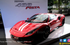 Indonesia Kedatangan Edisi Spesial Ferrari 488, Menggairahkan! - JPNN.com