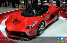 Ferrari Pastikan Supercar Hybrid Akan Meluncur Akhir Bulan Ini - JPNN.com