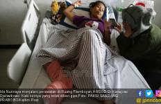 Kisah Ida Nuriyana, PRT yang Melompat dari Lantai Dua Rumah Majikan - JPNN.com