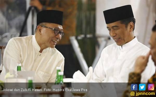Zulkifli Ucapkan Selamat ke Ma'ruf Amin, PAN: Indikasi Awal Sikap Resmi Kami - JPNN.com