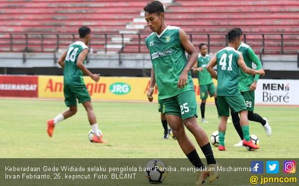 Eks Bek Persebaya Surabaya Bertekad Bawa Persiba ke Liga 1 - JPNN.com