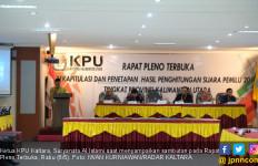 Hasil Pleno KPU Kaltara, Jokowi - Ma'ruf Unggul di Lima Kabupaten/Kota - JPNN.com