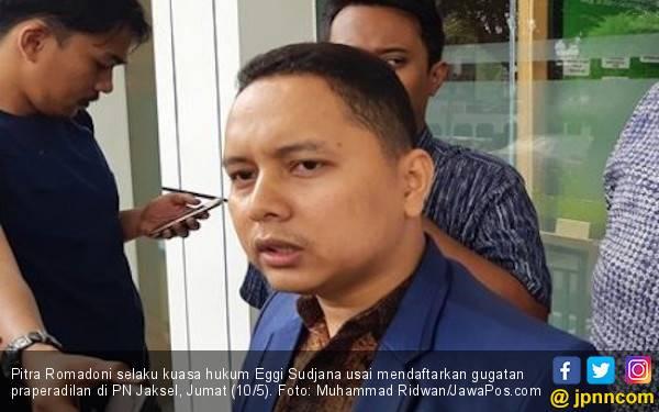 Kuasa Hukum Eggi Sudjana Yakin PenangguhanPenahanan Kliennya Bakal Dikabulkan - JPNN.com